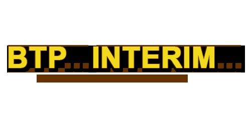 BTPINTERIM, Le Site Emploi 100% d�di� aux Professionnels du BTP en Interim